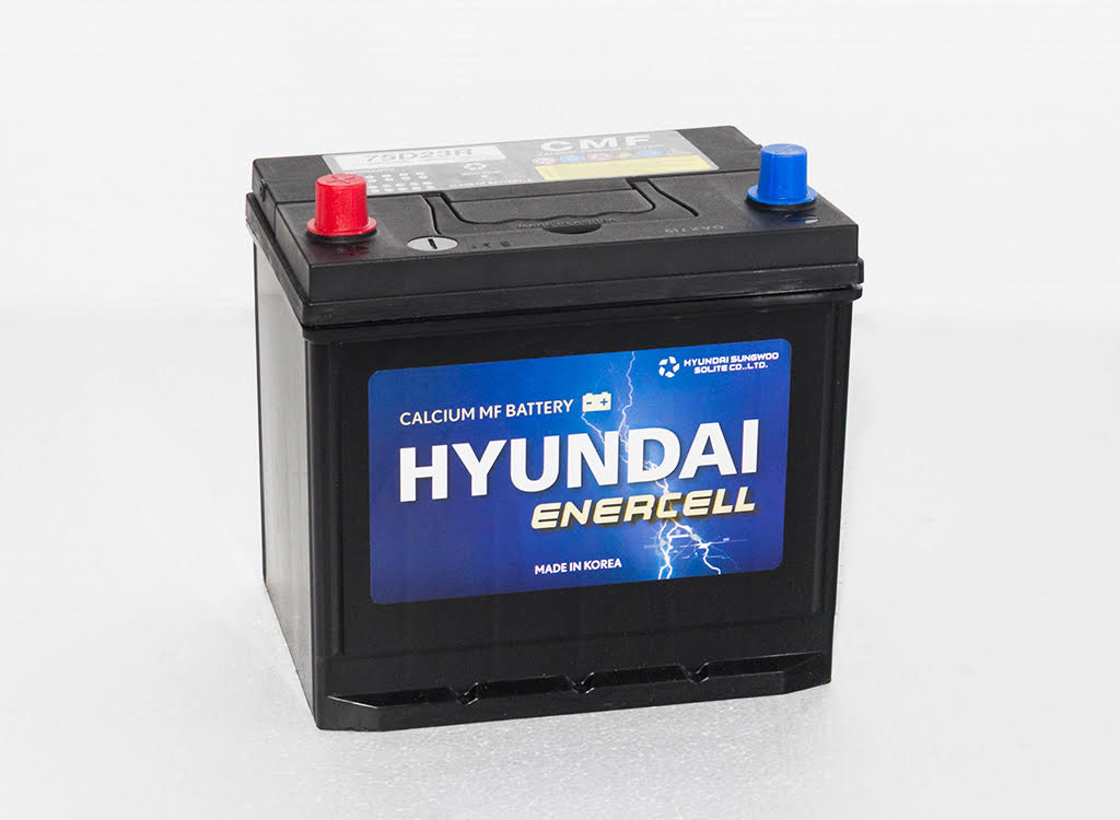 55d23r 65d23r 500cca 12v Mf Car Battery Hyundai Best
